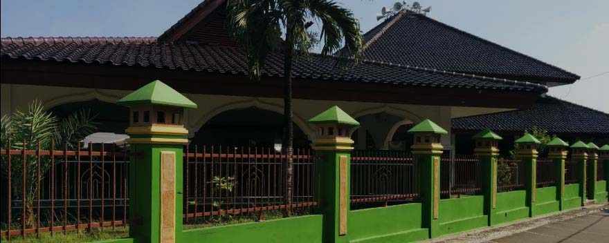 Masjid Nurul Iman Benda Baru