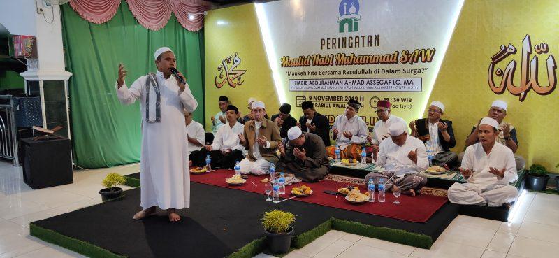 Acara Maulid Nabi Muhammad SAW 1441 H